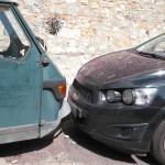 Parking Italian Style!